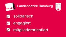 solidarisch, engagiert, mitgliederorientiert
