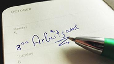 Die Erwerbslosenberatung hilft dir, wenn's mal jobtechnisch nicht so rund läuft.
