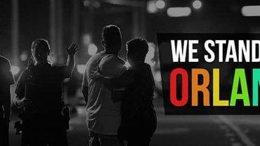 Wir trauern um die Opfer des Anschlags von Orlando