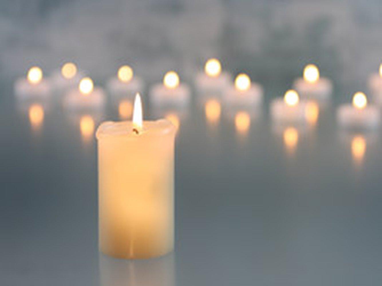 Kerze Englisch