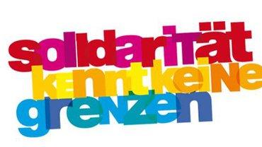Solidarität kennt keine Grenzen
