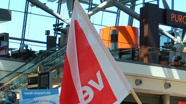 BVD Warnstreik