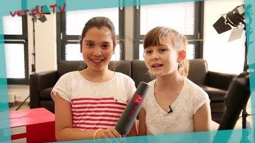 Die Kinderreporterinnen fragen: Was ist Personalbemessung?