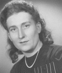 Portrait von Paula Mielke