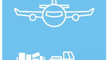 Logo der Fachgruppe Luftverkehr