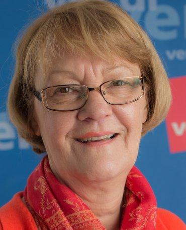 Portrait von Ursula Stolle