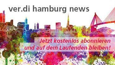 Banner für den Newsletter HH News