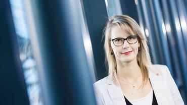 Sandra Goldschmidt, stellv. Landesbezirksleiterin ver.di Hamburg