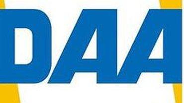 Logo der DAA