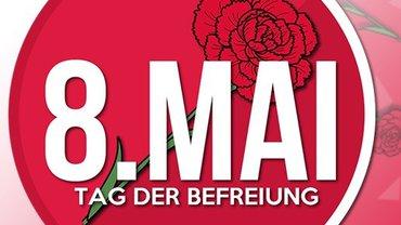 Logo für den 8. Mai 21